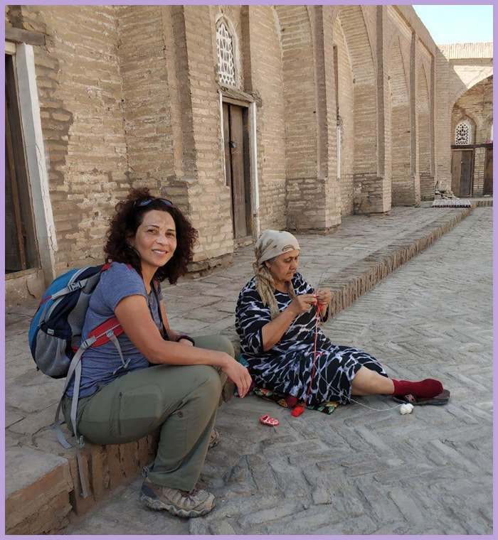 Travel to Uzbekistan, Tour 2